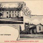 1910 Gare et Restaurant